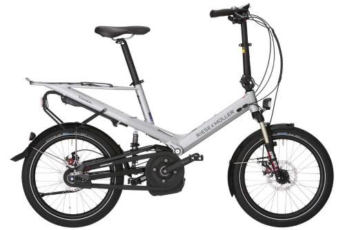 Vélo de ville : compact à assistance électrique