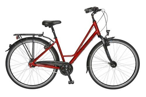 Vélo de ville : passage de jambe facilité